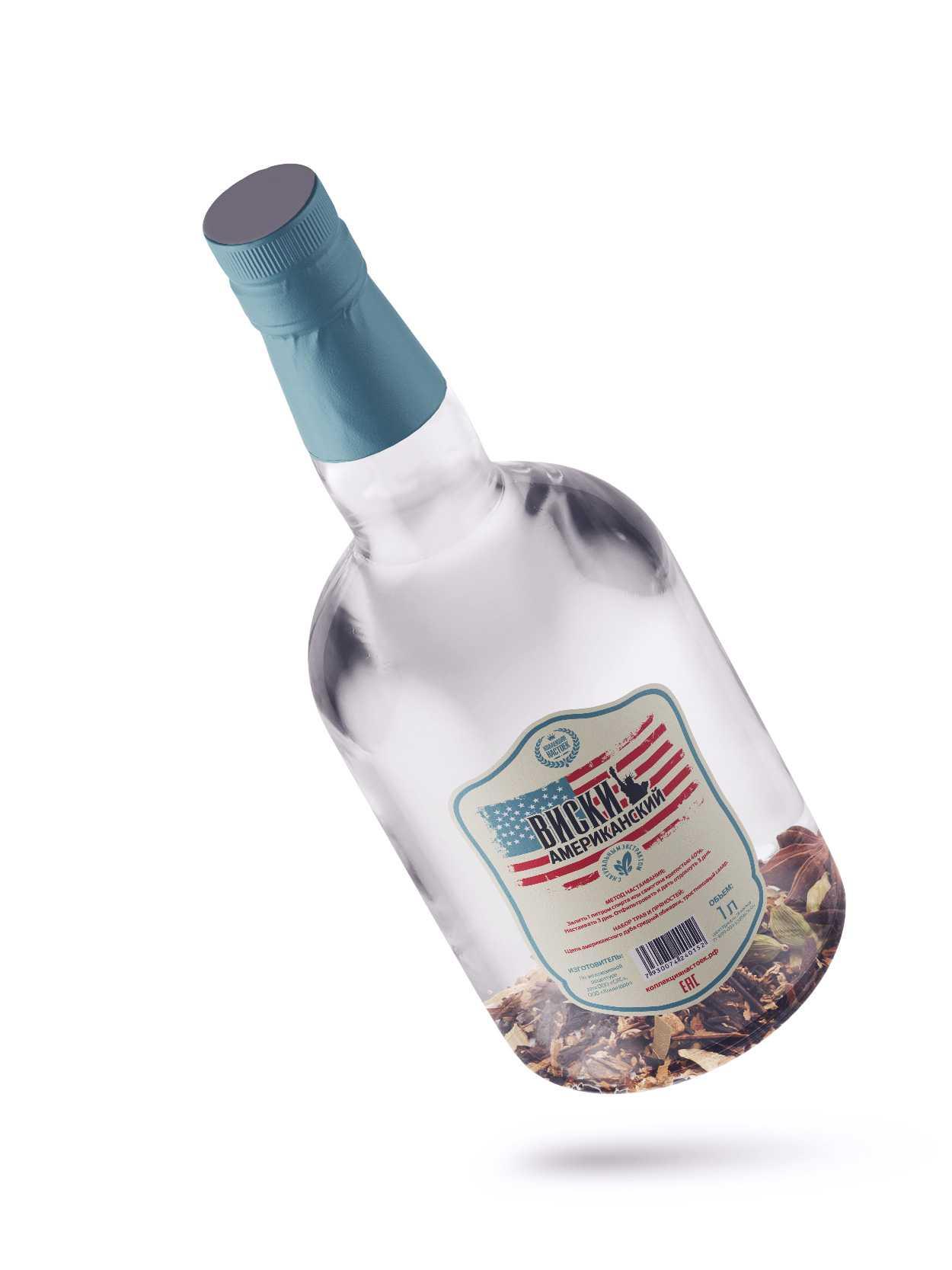 История виски Американский