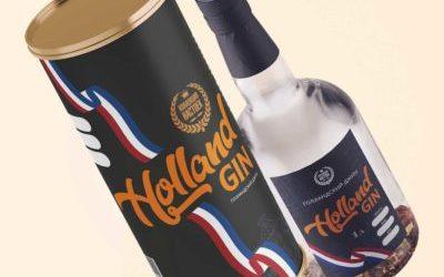 Holland gin история
